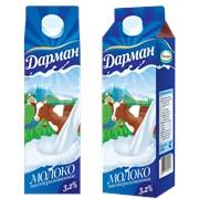 Молоко Дарман 3.5% фото