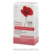 """Dr.Sante Femme Intime Молочко для интимной гигиены """"Мягкое прикосновение"""" для чувствительной кожи, 230 мл фото"""