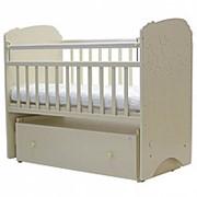 Детская кроватка Софья маятник фото