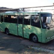 Пригородный автобус Богдан А09214 фото