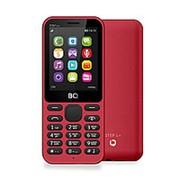 Мобильный телефон BQ 2431 Step L+ Red фото