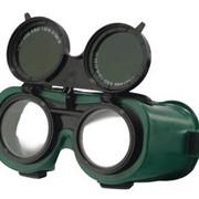 Очки сварщика закрытые 3НД2-Г фото