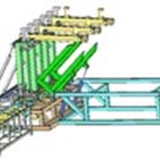 Пресс вертикальный для склеивания бруса и щита VESP фото