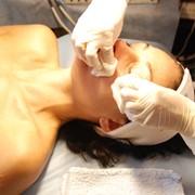 Гигиеническая (механическая) чистка лица фото