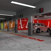 Проект автомойки в MEGA - Центре фото