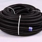 Шланг гофра 33мм 30м черный ВИР 0413 фото