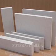 Плиты теплоизоляционные (огнеупорные, огнезащитные) фото