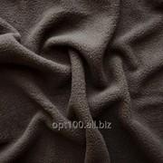 Флис микро - микрофлис, цвет темно-серый W-0684-6 фото