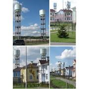Водонапорные башни по 300м.куб. фото