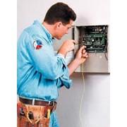 Техническое обслуживание систем безопасности фото