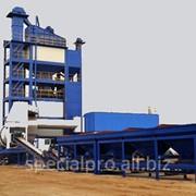 Стационарный асфальтобетонный АБЗ С240, завод производительностью 240 тонн/час фото