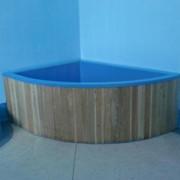 Купель для бани и сауны. фото