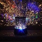 Ночник проектор Звездное небо с адаптером фото
