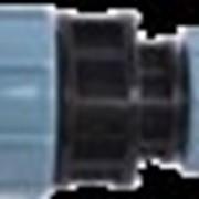 Муфта переходная ПЭ 32х25 компрессионная фото