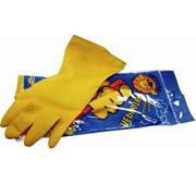 "Перчатки резиновые ""Ладушки"" фото"