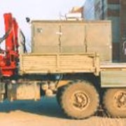 Малая передвижная насосная установка МПНУ фото