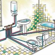 Водоснабжение, канализация, электроснабжение фото