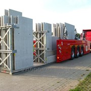 Полуприцеп панелевоз кассетного типа Langendorf Flatliner фото