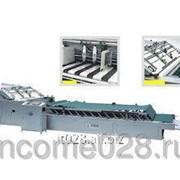 Полуавтоматическая машина для ламинирования картона FMT-1300/1450 фото