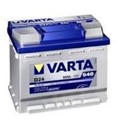 Аккумулятор 95 Ah Varta фото