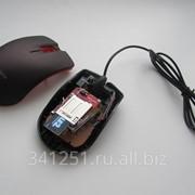 GSM няня,GSM прослушка - оптическая USB мышь с GSM жучком фото