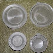 Крышки для банок полиэтиленовые (для пищевых продуктов) фото