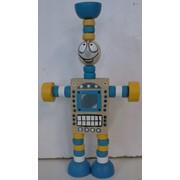 Конструктор деревянный Робот 520533 290х165 фото