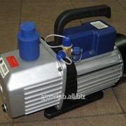 Насос вакуумный 283 л/мин 1 ступ. VPA-1100 до 10 ПА пластинчато-роторный, 11,3 кг фото