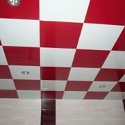 Потолочные панели с акриловым покрытием на основе ГКЛ и СМЛ фото