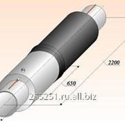 Элемент концевой трубопровода Ст ОЦ. 89х4.0/160
