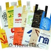 Производство полиэтиленовых пакетов майка фото