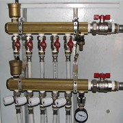 Ремонт и реконструкция систем отопления фото