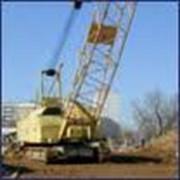 Кран гусеничный RDK 250-2 фото