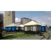 Летнее кафе шатры и павильоны фото