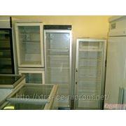 Б\У шкафы холодильные и морозильные фото