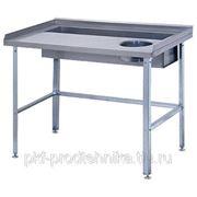 Стол для доочистки СО-1/1200/800 фото