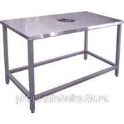 стол производственный Продтехника ССО 4 фото