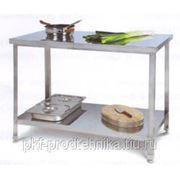 стол производственный РефриХол СРНП-2/1200/600 фото