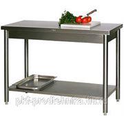 стол производственный РефриХол СРК 1/1200/600 фото