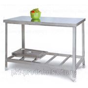 стол производственный РефриХол СРНР-1/1500/600 фото
