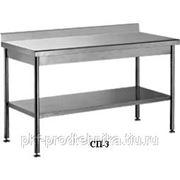 стол производственный Продтехника СП-3/950/600 фото