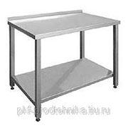 стол производственный Продтехника СРОб 1200/600ц фото