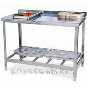 стол производственный РефриХол СРНР-2/1200/600 фото