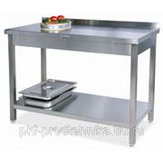 стол производственный РефриХол СРП-2/1200/600 фото