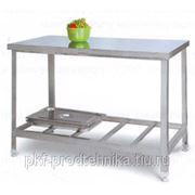 стол производственный РефриХол СРНР-1/1200/800 фото