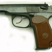Пистолеты газовые травматические MP-80 45 Rubber фото