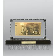 """HB- 052 """"банкнота 500 frf (франк) франция"""" (867844) фото"""