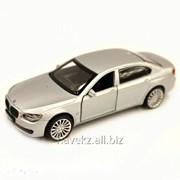 Детская игрушечная модель машинки IDEAL BMW 760 LI,1:43 фото