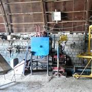 Мини-завод по производству блоков и плитки «Лидер-Эскада» фото