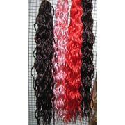 Канекалон для плетения косичек Супер-локон